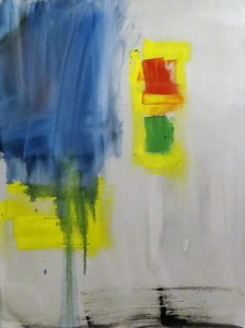 Abstract art paintings by Amanda Grafe