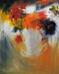 Abstract art paintings by Amanda Grafe