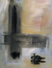 Abstract, Oil (SOLD)